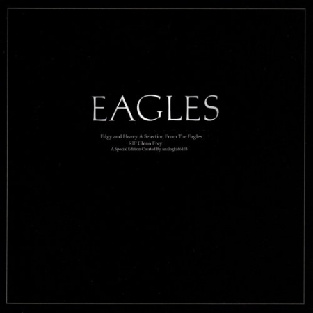 The Eagles - Edgy and Heavy [3CD] (2016) MP3