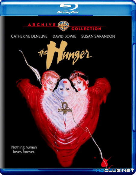 Голод / The Hunger (1983) BDRip 1080p от NNNB