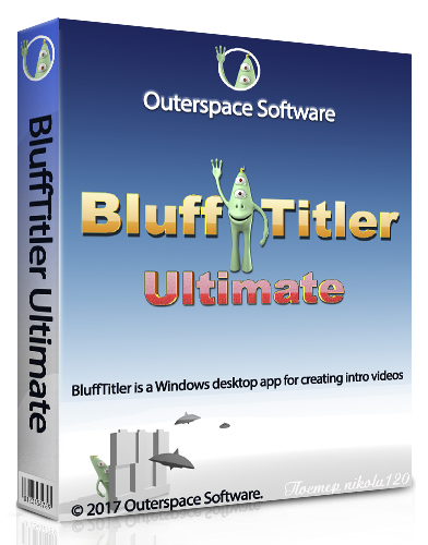 BluffTitler Ultimate 13.4.0 (2017)