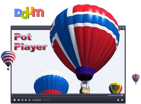 Daum PotPlayer 1.7.8557 Stable [DC 09.02.2018] (2018) PC