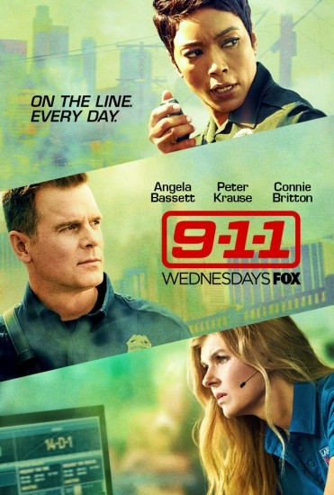 9-1-1 / 9-1-1 [01x01-05 из 13] (2018) WEB-DLRip | NewStudio