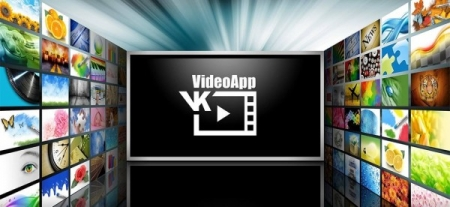VideoApp ВК 1.4.1 (2017) Android