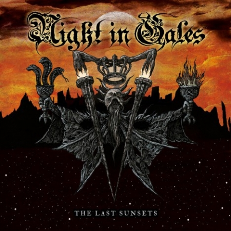 Night In Gales - The Last Sunsets (2018) MP3