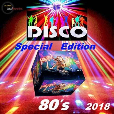 VA - Disco 80's: Special Edition (2018) MP3