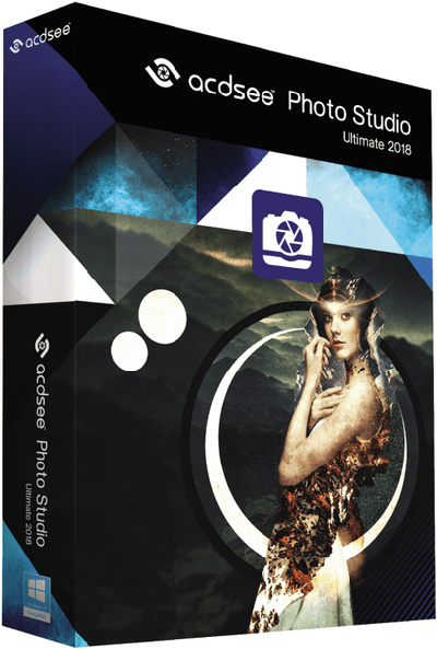 ACDSee Photo Studio Ultimate 2018 11.2.1309 [x64] (2017) PC