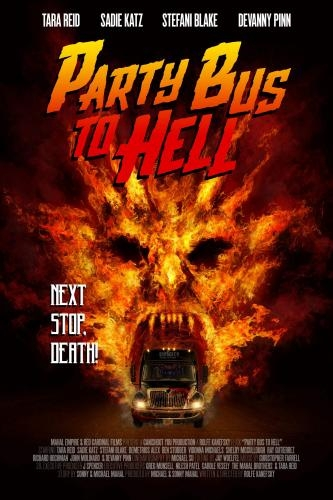 Автобус в ад / Party Bus to Hell (2017) WEBRip | L2