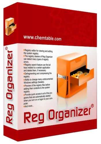 Reg Organizer 8.20 Beta 2 (2018) PC