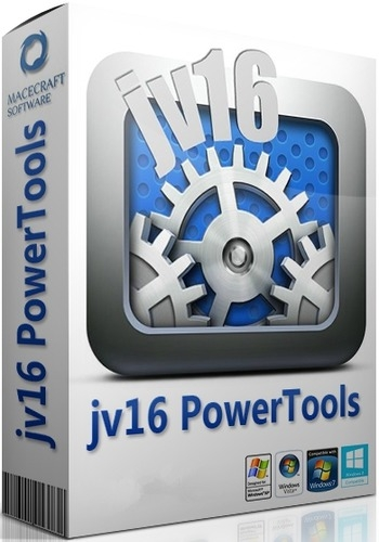 jv16 PowerTools 2017 4.2.0.1894 Final (2018) PC