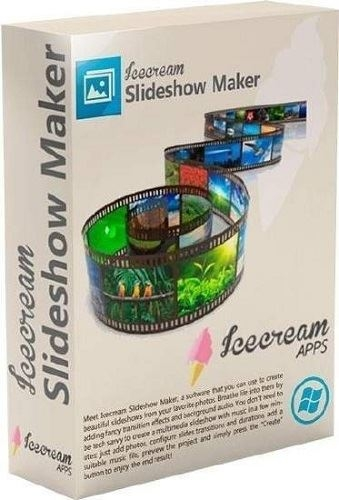 Icecream Slideshow Maker PRO 3.44 (2018) PC
