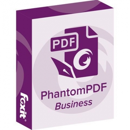 Foxit PhantomPDF Business 9.3.0.10826 (2018) PC
