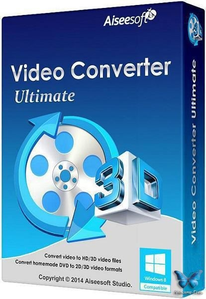 Aiseesoft Video Converter Ultimate 9.2.56 (2018) PC