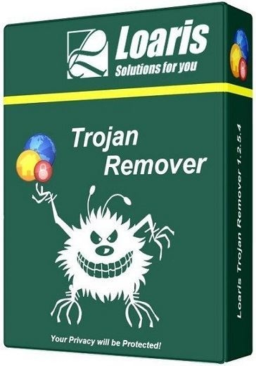 Loaris Trojan Remover 3.0.67.202 (2018) PC