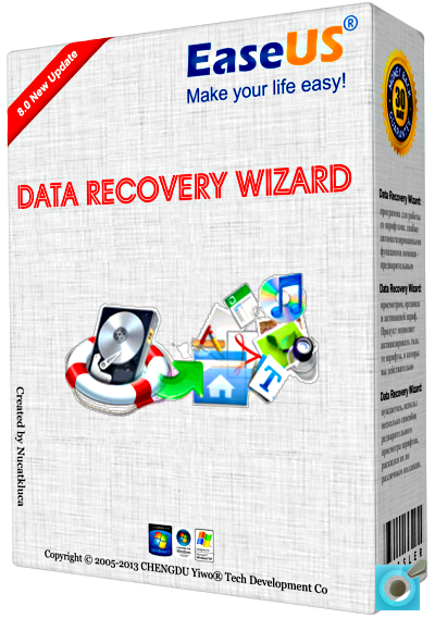 EaseUS Data Recovery Wizard 12.0.0 (2018) PC