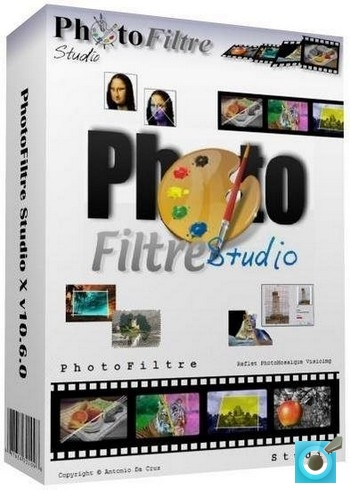 PhotoFiltre Studio X 10.13.1 (2018) PC