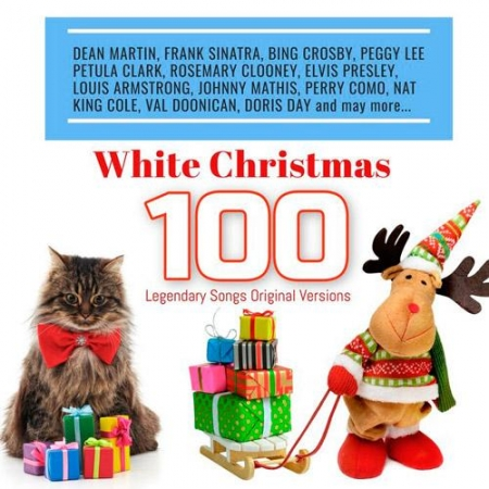 VA - White Christmas: 100 Legendary Songs Original Versions (2018) MP3