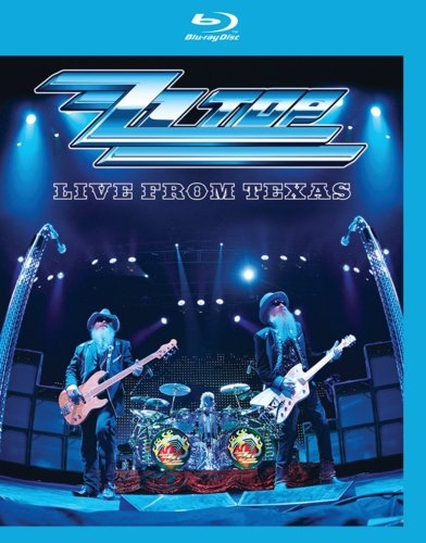 ZZ Top - Live From Texas (2008) BDRip