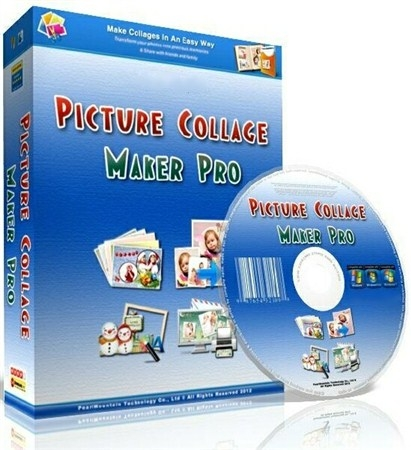 Picture Collage Maker Pro 4.1.4 Final (2016) PC