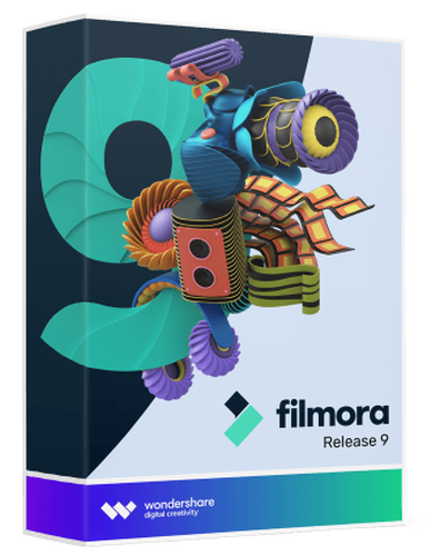 Wondershare Filmora 9.0.5.1 [x64] [22.01.2019] + Effect Pack  (2019) PC