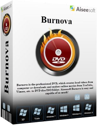 Aiseesoft Burnova 1.3.38 (2019) PC