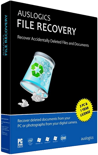 Auslogics File Recovery 8.0.22.0 Final (2019) PC