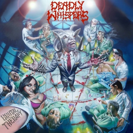 Deadly Whispers - Brutal Therapy (2019) MP3