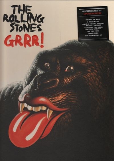 The Rolling Stones - GRRR! [Super Deluxe Edition 5CD Box] (2012) MP3