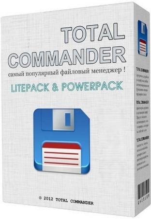 Total Commander 9.22 LitePack / PowerPack 2019.3 Final (2019) PC