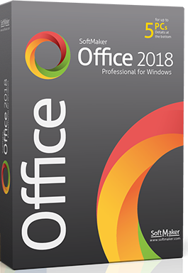 SoftMaker Office Professional 2018 rev 960.0408 (2019) PC