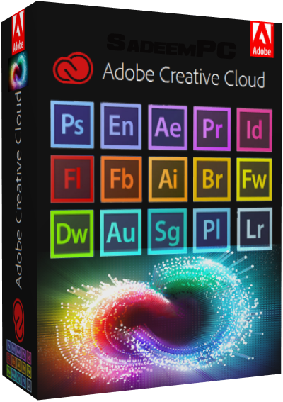 Adobe Master Collection CC 2019 (2019) PC