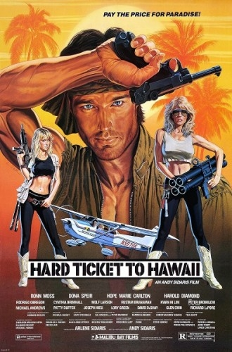 Заваруха на Гавайях / Hard Ticket to Hawaii (1987) BDRip 720p