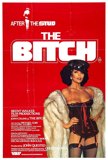 Сука / The Bitch (1979) HDRip