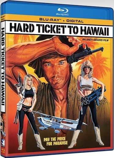Заваруха на Гавайях / Hard Ticket to Hawaii (1987) BDRemux 1080p