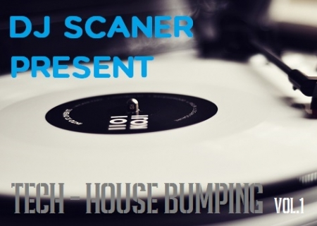 DJ Scaner - Tech-House Bumping Vol.1 (2019) MP3