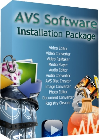 All AVS4YOU Software in 1 Installation Package 4.3.1.156 (2019) PC