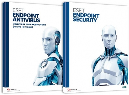 ESET Endpoint Antivirus / ESET Endpoint Security 7.1.2053.0 (2019) PC | RePack by KpoJIuK