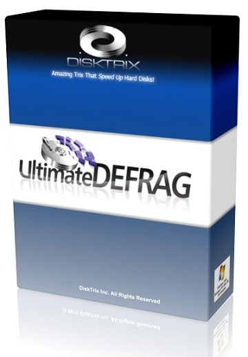 DiskTrix UltimateDefrag 6.0.28.0 (2019)