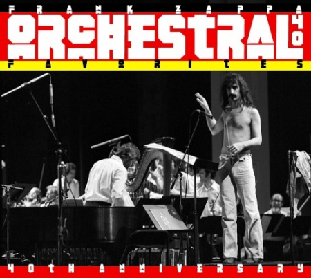 Frank Zappa – Orchestral Favorites [40th Anniversary] (2019) FLAC