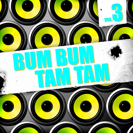VA - Bum Bum Tam Tam Vol.3 [Andorfine Germany] (2019) MP3