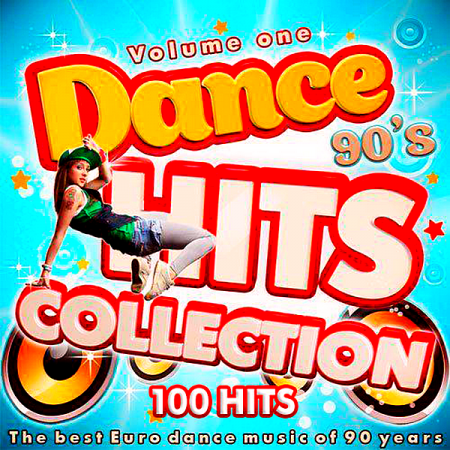 VA - Dance Hits Collection 90s Vol.1 (2019) MP3