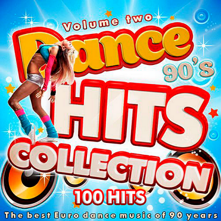 VA - Dance Hits Collection 90s Vol.2 (2019) MP3