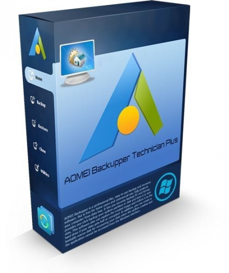 AOMEI Backupper Technician Plus 5.3.0 [DC 08.10.2019] (2019) PC