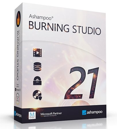 Ashampoo Burning Studio 21.0.0.33 (2019) PC