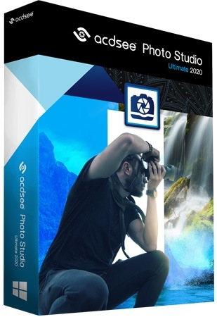 ACDSee Photo Studio Ultimate  2020 13.0.1.2023 [x64] (2019) PC