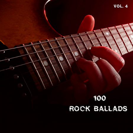 VA - 100 Rock Ballads Vol.4 (2019) FLAC