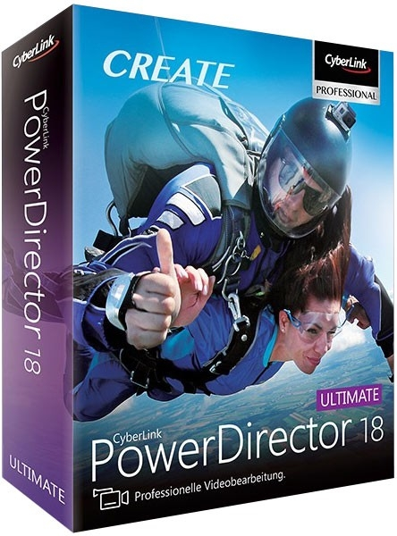 CyberLink PowerDirector Ultimate 18.0.2405.0 (2019) PC