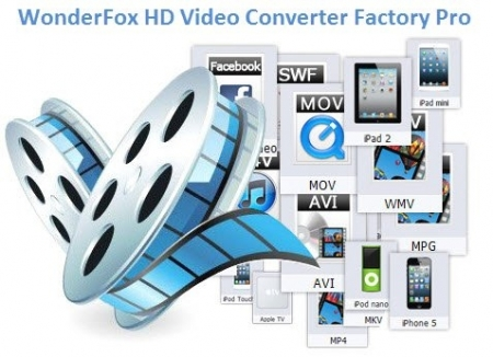 WonderFox HD Video Converter Factory Pro 18.7 (2020) PC