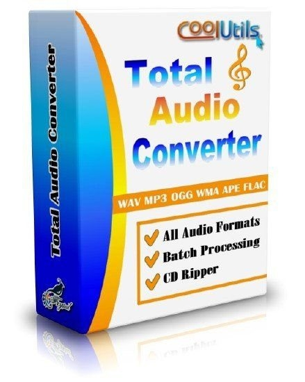 CoolUtils Total Audio Converter 5.3.0.226 (2020) PC | RePack & portable by elchupacabra