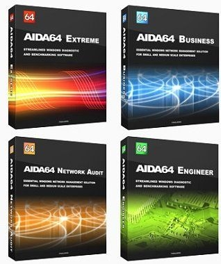 AIDA64 Extreme / Engineer / Business / Network Audit 6.25.5400 Final (2019) PC