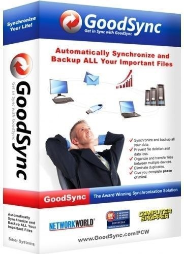 GoodSync Enterprise 10.11.5.5 (2020) PC