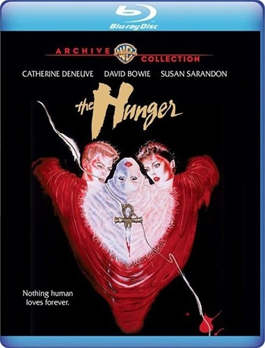 Голод / The Hunger (1983) BDRip-AVC